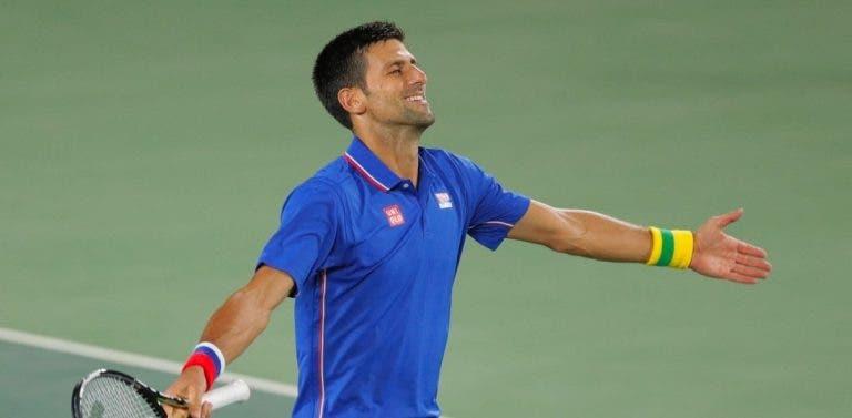 Cincinnati: siga Novak Djokovic vs. Sam Querrey no nosso live center