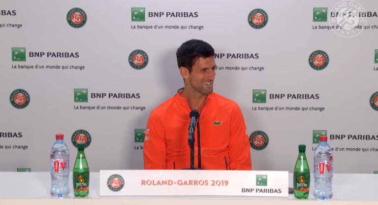 Djokovic e o elenco das 'meias': «Tirando eu, gostaria que tivesse havido surpresas»