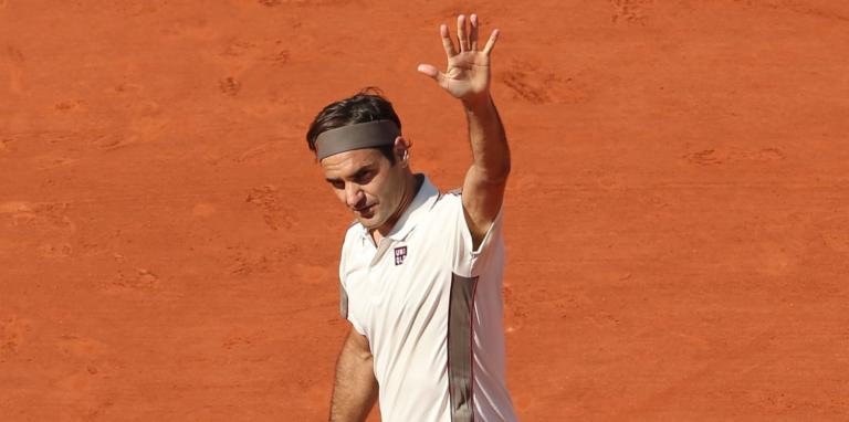 Federer está em Paris sem Mirka e os filhos: «Provavelmente é a 1.ª vez que não estão num Grand Slam»