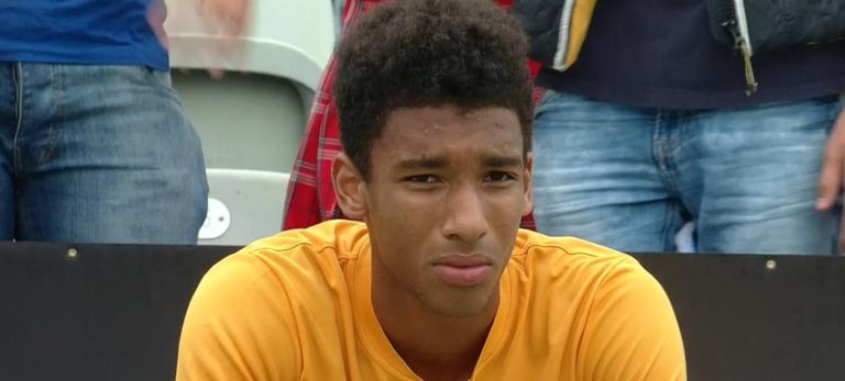 Auger Aliassime após perder uma terceira final em 2019: «Já está estive melhor do que estou agora»