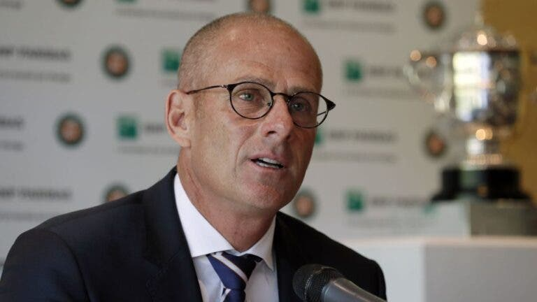 Guy Forget: «O Big Three vai continuar no topo quando o ténis regressar»