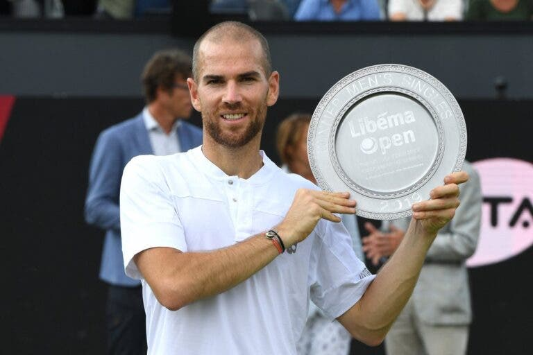 Mannarino quebra enguiço e conquista na Holanda o primeiro título ATP da carreira