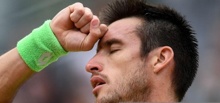 Leo Mayer pode nem entrar em court diante de Federer no domingo