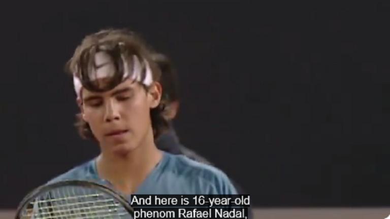 [VÍDEO] A fabulosa homenagem da Nike a Rafa Nadal