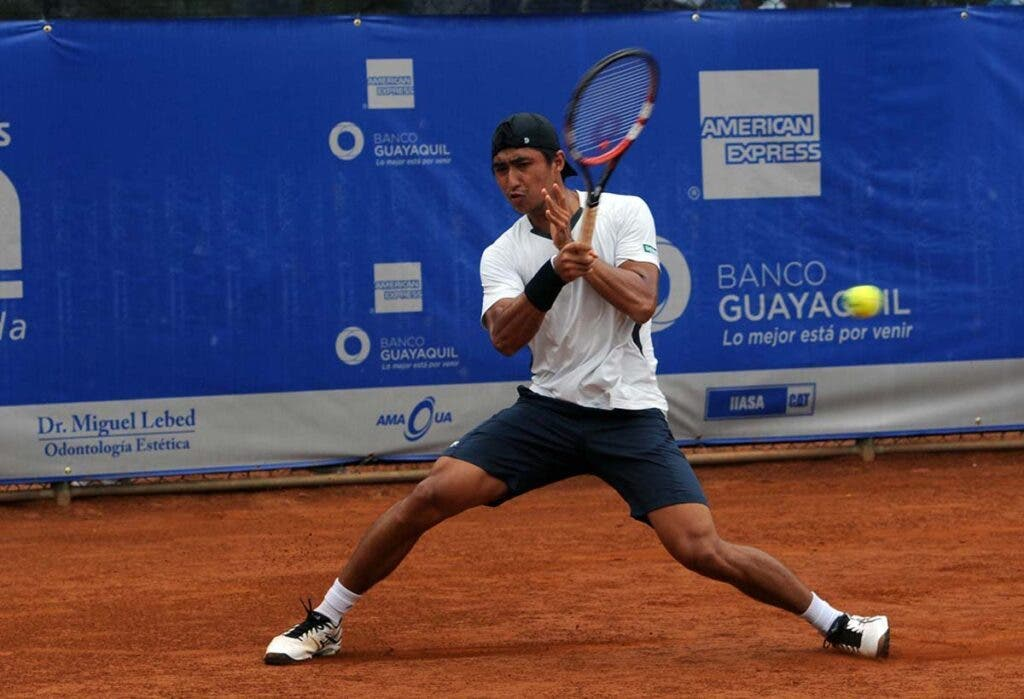 Pedro Sakamoto vence e está na final do ITF de Huelva