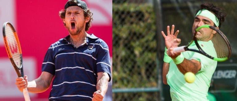[VÍDEO] Challenger Milão. Pedro Sousa vs. Frederico Silva, em DIRETO