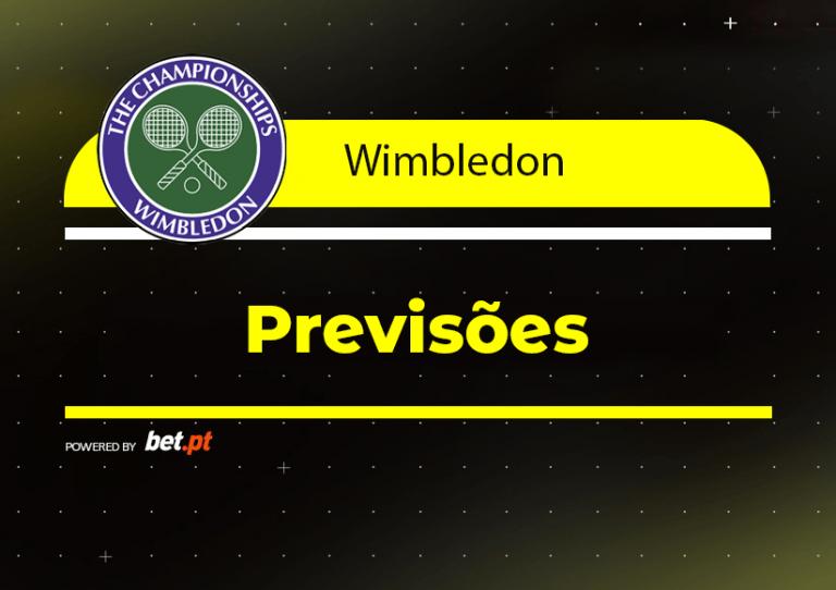 Previsões bet.pt – Wimbledon 2019