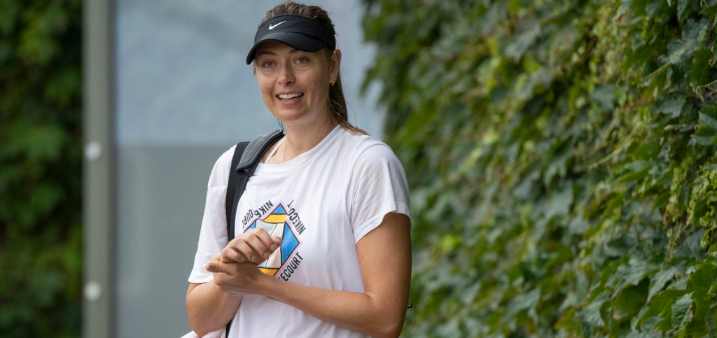 Sharapova e os seus contratos milionários: «Não os tenho por ser bonita»