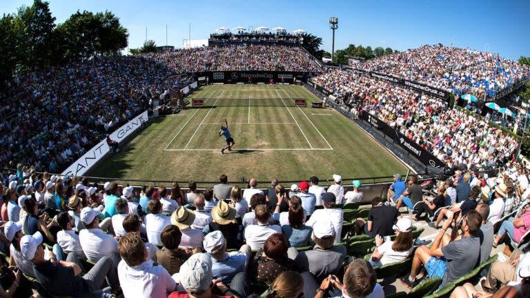ATP's 250 de Estugarda e s'Hertogenbosch têm transmissão televisiva em Portugal a partir de sexta-feira