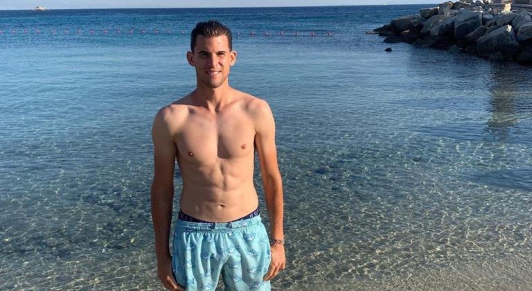 Thiem prolonga férias e desiste do ATP 500 de Halle