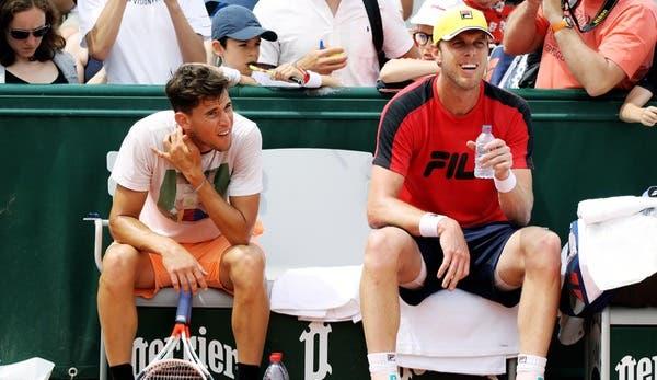 Wimbledon: os melhores encontros da primeira ronda