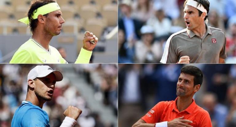 Os quatro melhores jogadores do Mundo nas 'meias' de um torneio? Não acontecia há mais de 7 anos