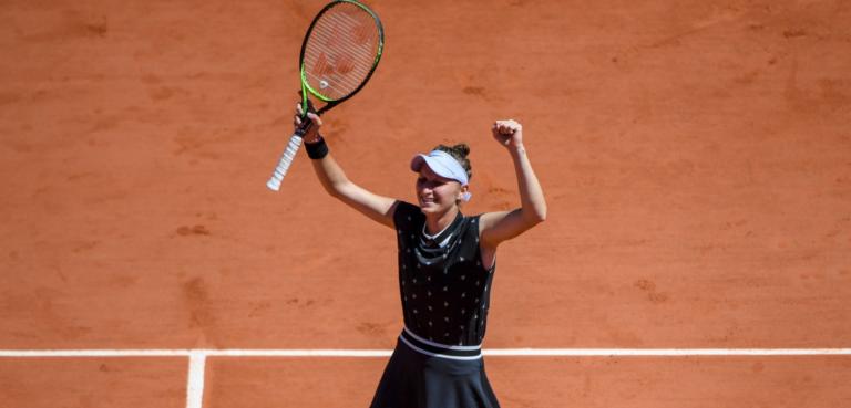 Vondrousova e Martic vão defrontar-se nos 'quartos' de Roland Garros