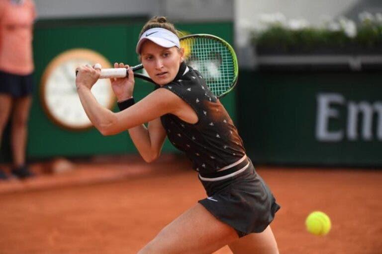 Vondrousova verga Konta rumo à sua 1.ª final de carreira num Grand Slam