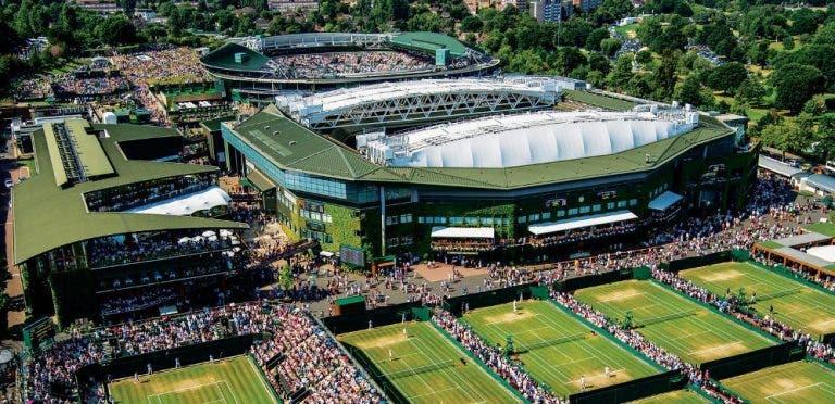 Wimbledon emite novo comunicado após adiamento de Roland Garros