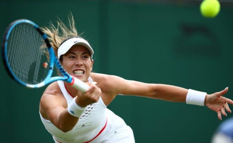 Muguruza: «Fiquei muito triste quando Wimbledon foi cancelado»