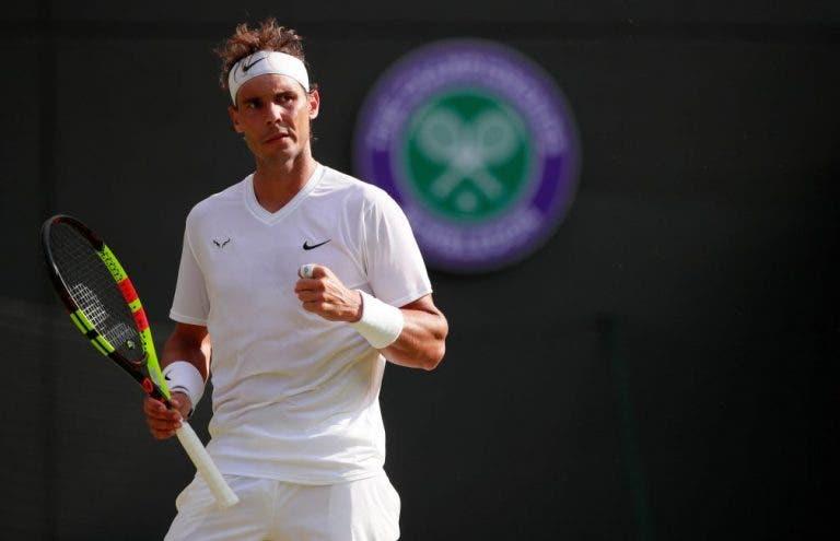 Toni Nadal e Wimbledon 08′: «Foi um sonho do Rafa que se tornou realidade»