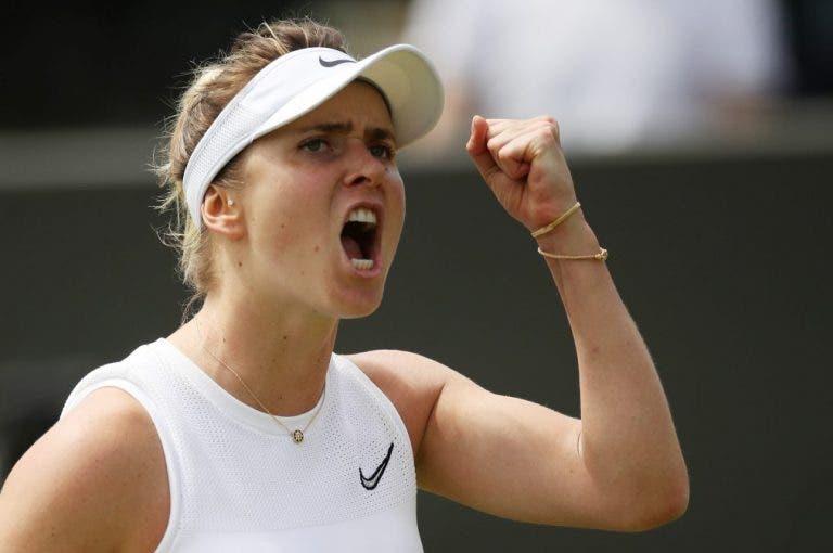 Svitolina e Kenin vencem na estreia do WTA de Guangzhou
