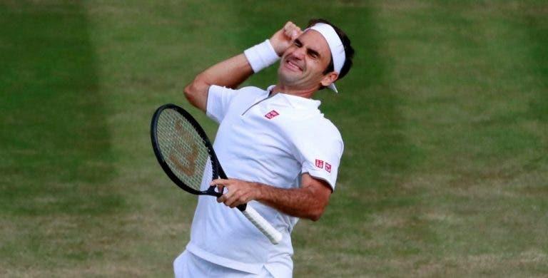Federer: «Quando era criança queria vencer Wimbledon e ser número um mundial»
