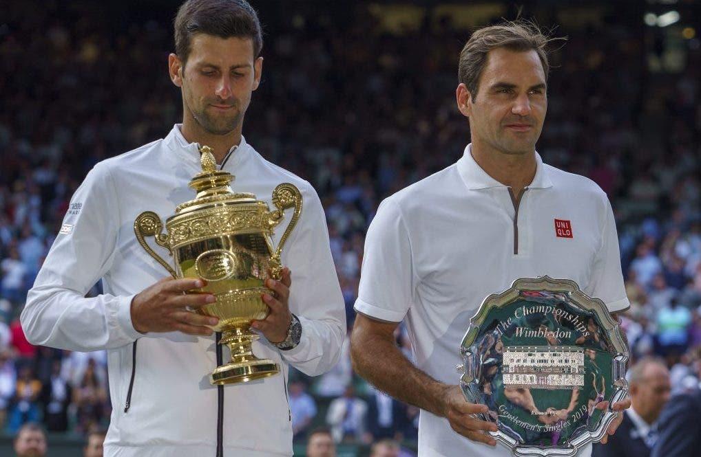 [VÍDEO] Os melhores momentos da batalha épica entre Djokovic e Federer em Wimbledon