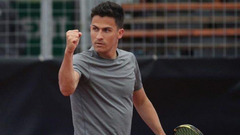 Attila Balazs atinge a sua primeira final ATP aos 30 anos
