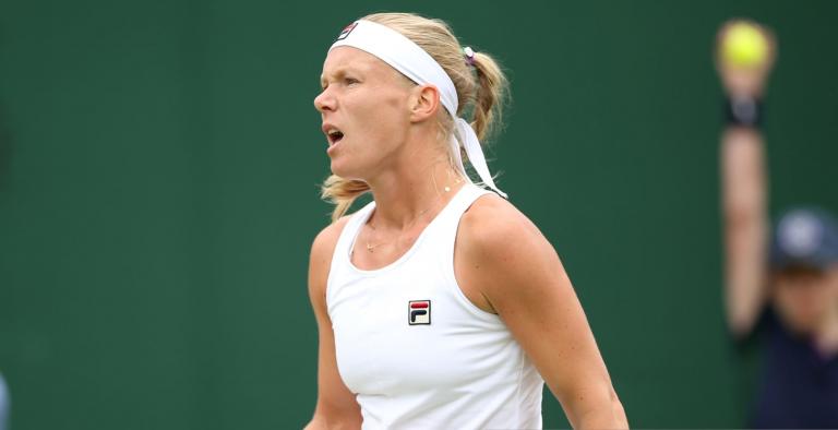 Top 10 Bertens e Stephens eliminadas em Wimbledon