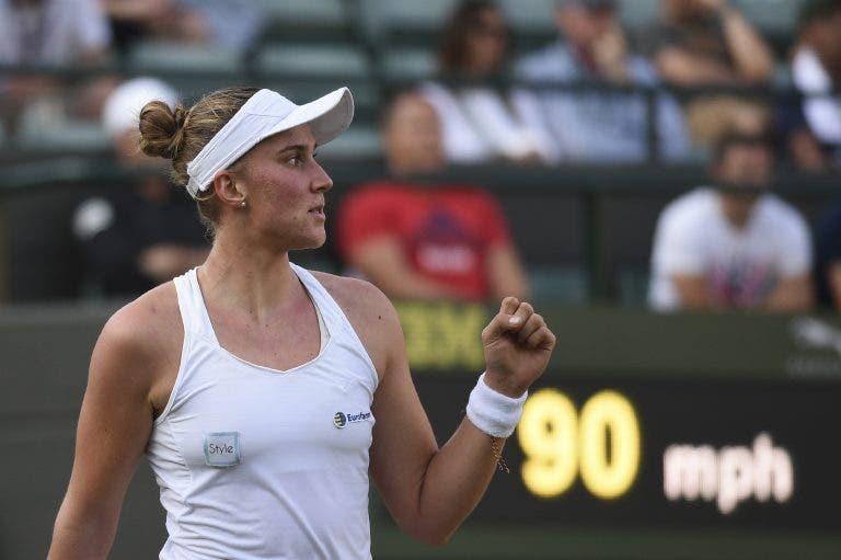 Bia Maia elimina Muguruza rumo à segunda ronda em Wimbledon