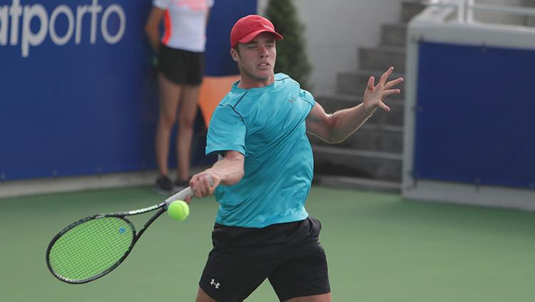 Daniel Rodrigues está na final do Porto Open 2019