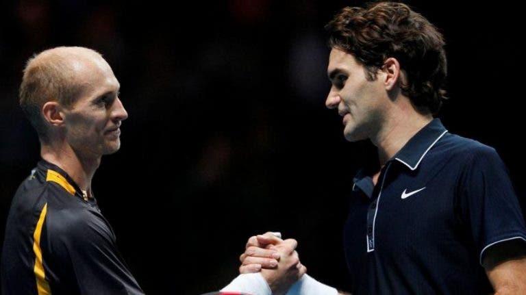 Davydenko e o regresso de Federer: «Não sei o que se toma para ter 40 anos e parecer ter 20»