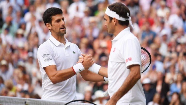 Ex-treinador de Federer defende: «Djokovic é o mais eficiente quando realmente interessa»