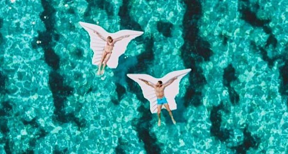 Djokovic está de férias e publicou fotos fantásticas