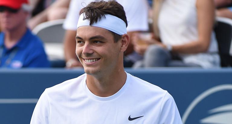 Qual a razão do ídolo de Fritz ser Del Potro e não Federer ou Nadal? O jovem explicou