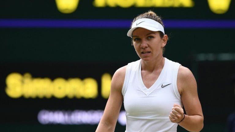 Halep arrasa Serena em 56 minutos e conquista Wimbledon pela 1.ª vez