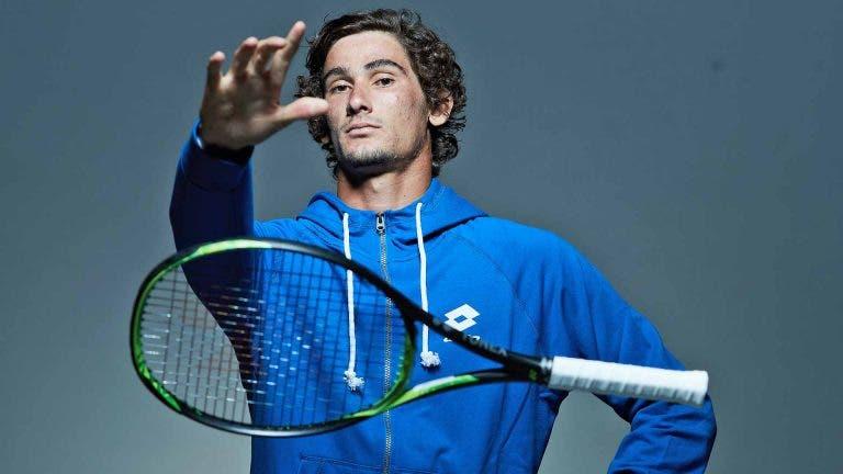 Federer estreia-se em Wimbledon contra jovem… que o idolatrou