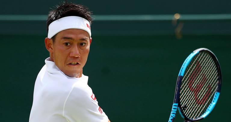 Nishikori quebra boa resistência de Monteiro rumo à segunda ronda