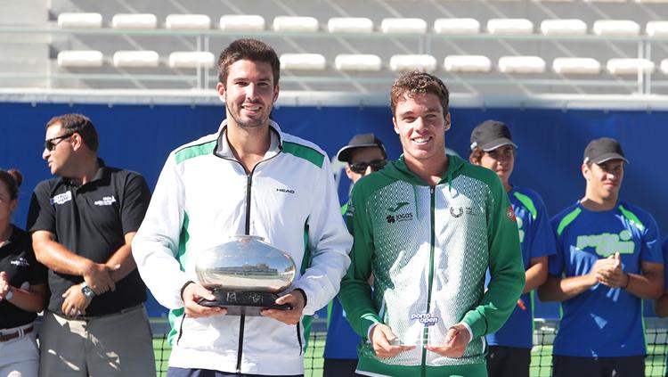 Daniel Rodrigues é vice-campeão do Porto Open 2019