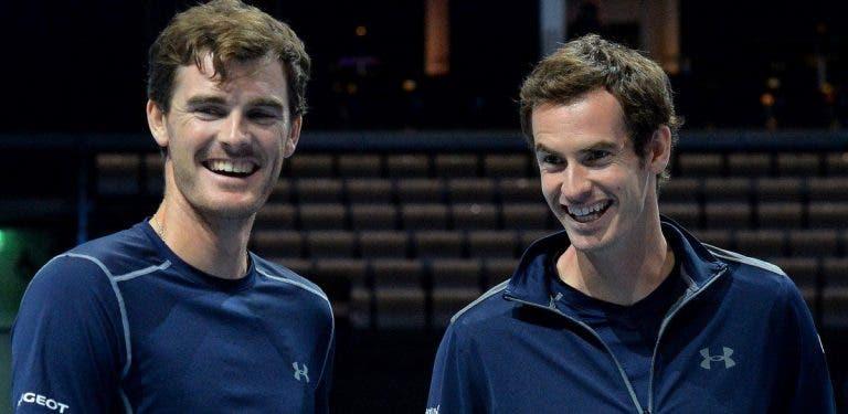 Irmãos Murray vencem o primeiro encontro juntos em três anos e avançam para os 'quartos' em Washington