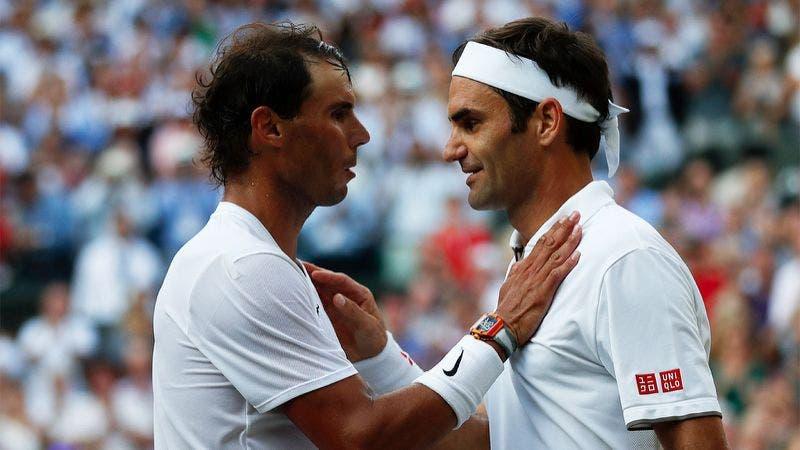 Federer sobre Nadal: «Ele pode criar estragos em qualquer superfície, não apenas em terra batida»