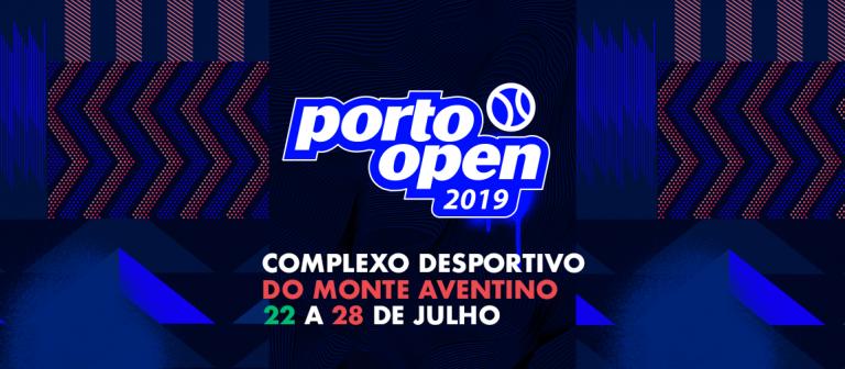 Porto Open 2019 decorre de 22 a 28 de Julho