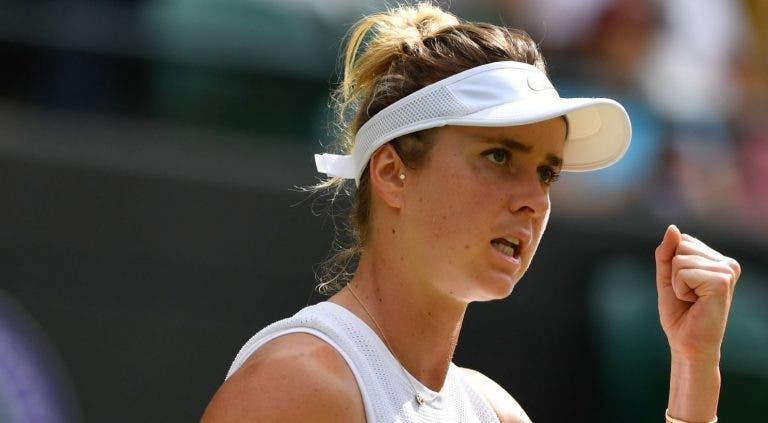 Svitolina desiste na segunda ronda do Guangzhou Open