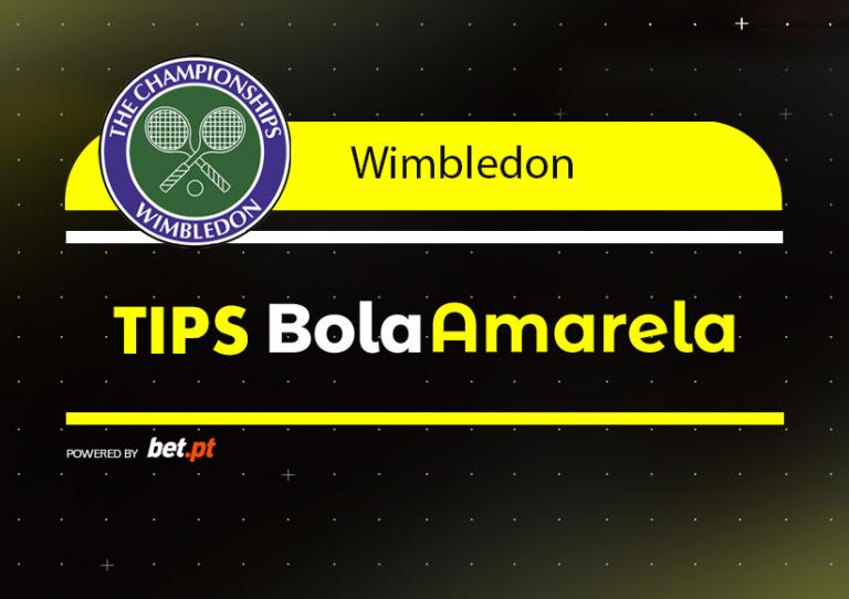 Apostas: Tips Wimbledon Dia 12 | 12/07/2019