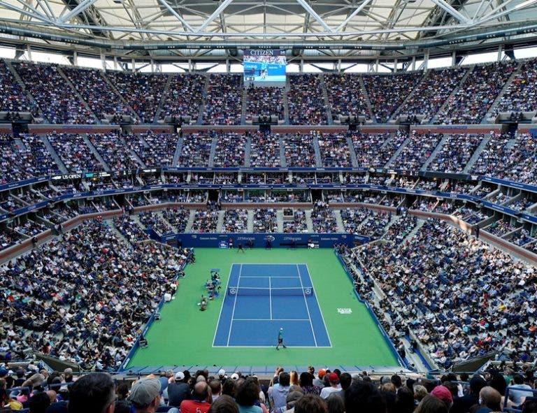 US Open: acompanhe o sorteio do quadro principal em DIRETO