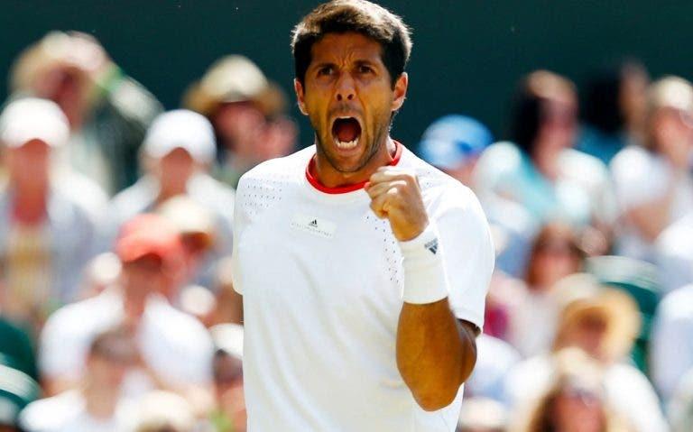 Verdasco vira de dois sets e 0-3 abaixo rumo à terceira ronda em Wimbledon