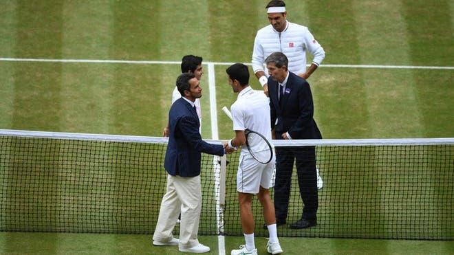 Toni Nadal ataca ATP por ter demitido árbitro da final de Wimbledon