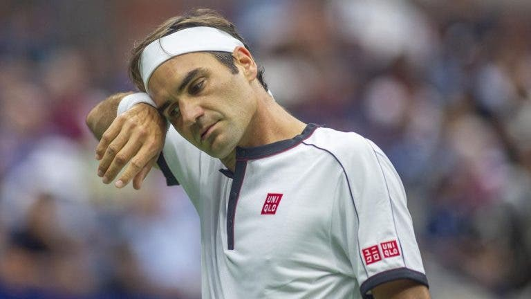 Federer: «Tenho que assumir as derrotas. Fazem parte do jogo»