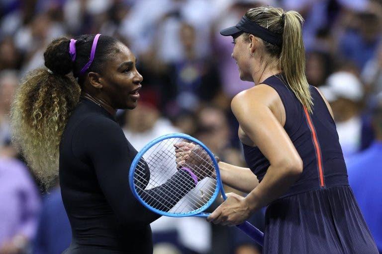 Serena: «Quando vi que ia defrontar a Maria os treinos ficaram mais intensos»