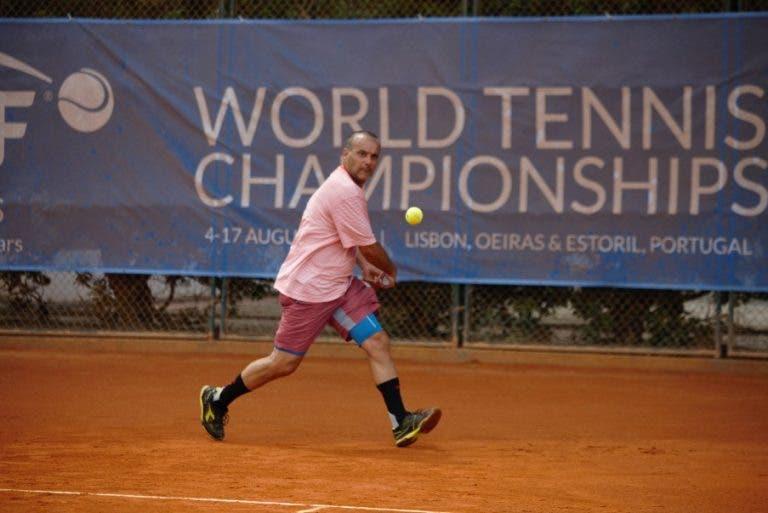 Cinco portugueses na 3ª ronda do Mundial Individual de Seniores