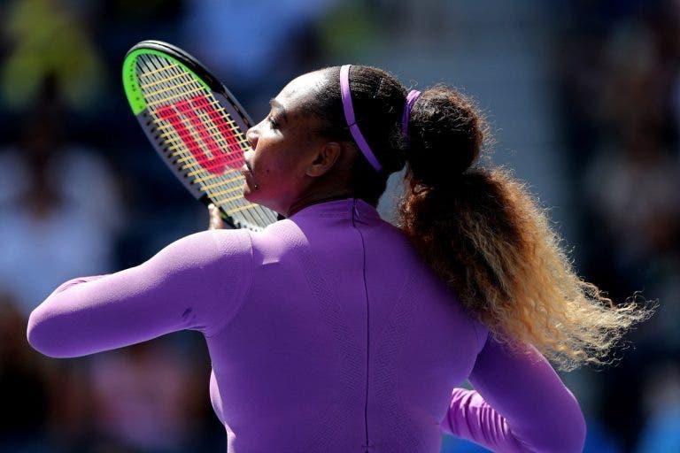 Serena segue sem problemas para os 'oitavos'; Barty e Pliskova também vencem no US Open