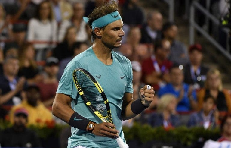 ATP Race. Nadal passa Djokovic e já é o melhor jogador de 2019