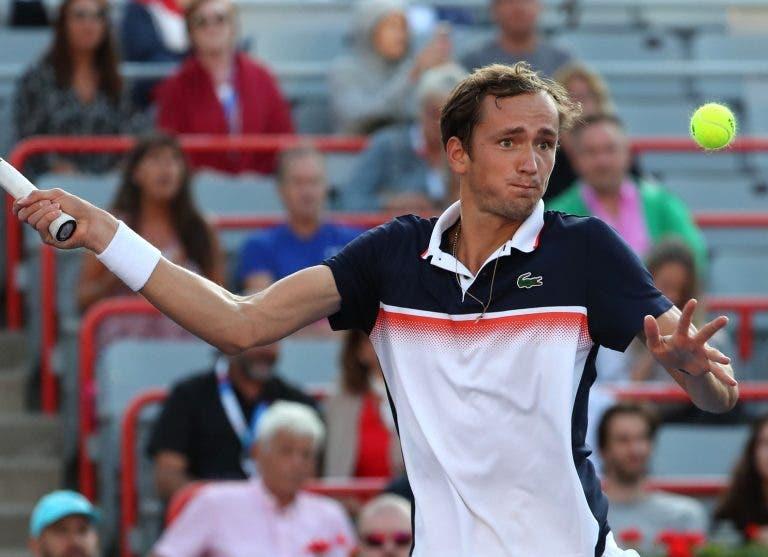 Depois de vencer em Cincinnati, Medvedev define os objetivos para o US Open